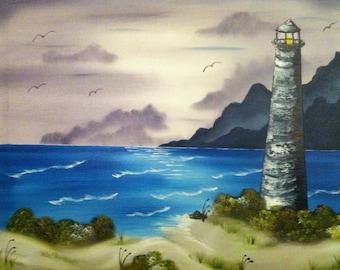 East-coast Lighthouse