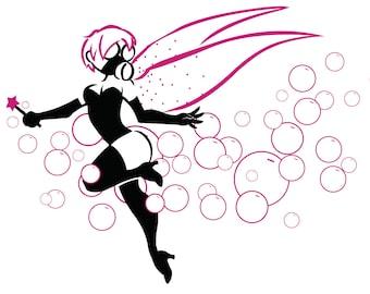 Toxic Bubble Fairy