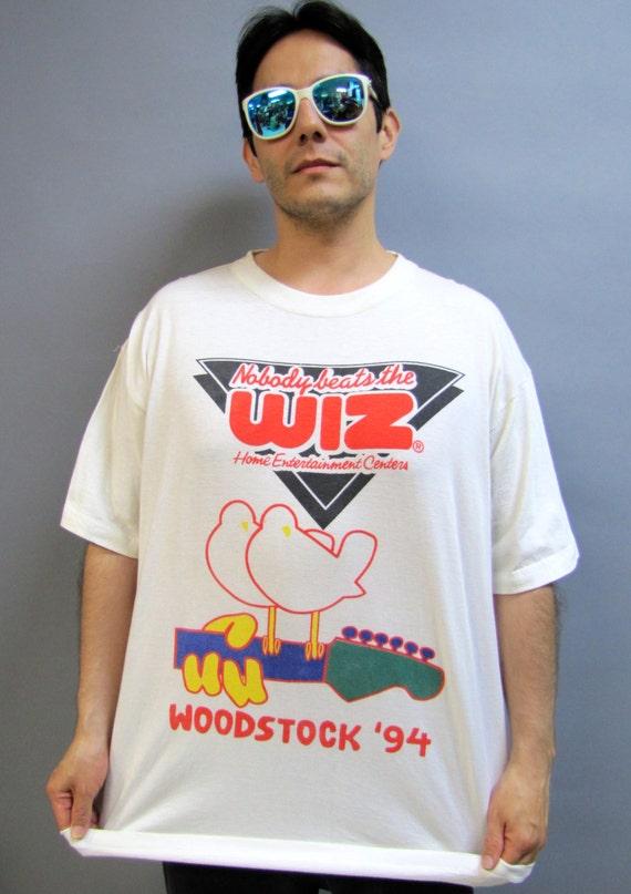Vintage woodstock t shirt