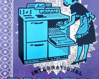 BISCUITFEST 2014 Hand Printed Letterpress Poster