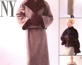 Coat  dress pattern NY  Collection s