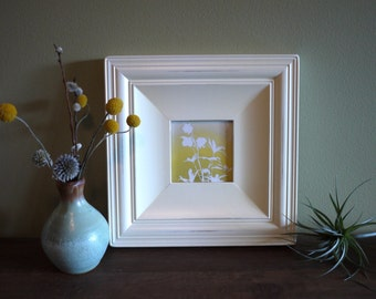 Lenten Rose No. 3 - Cottage style framed botanical print