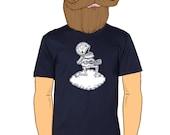 Serenata Men's T-Shirt Small, Medium, Large, X-Large in 5 Colors