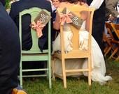 Mr. and Mrs. Barn Lumber sign Wedding