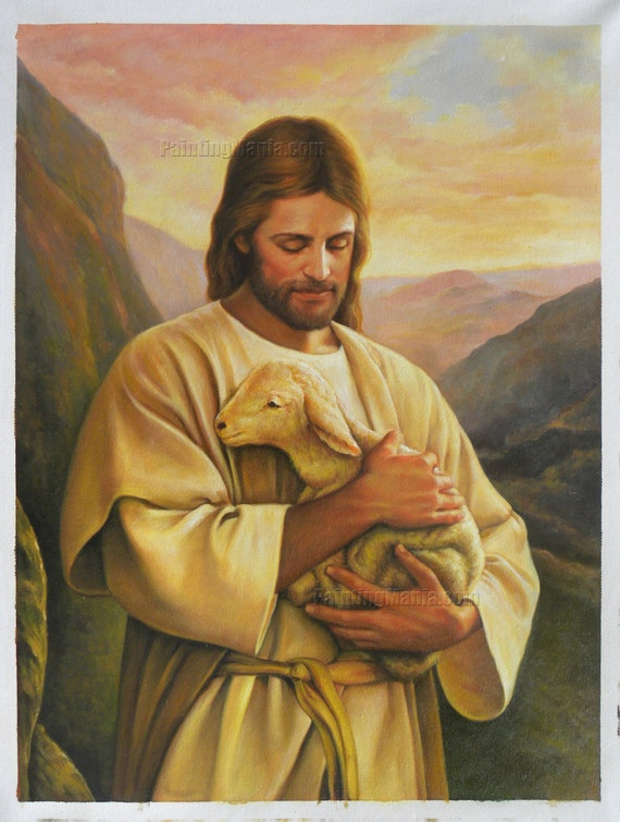 Famous Baby Jesus Paintings