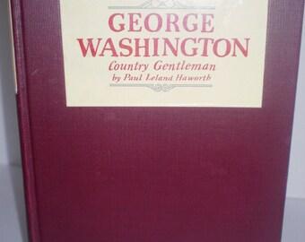 George Washinton-Country Gentleman 1925