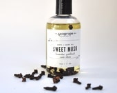 Sweet Musk... Sensual Massage Oil ( Lavender, Clove and Patchouli ) 4oz
