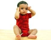 Klingon Empire- Star Trek Inspired Baby Bodysuit- Pick Your Size