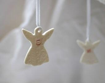 Personalised  Decoration -  Angel Ornaments - Angel  Decoration -  Tree Ornament -  ornament