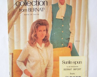 vintage sunlin spun knitting patterns