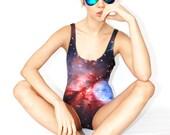 Supernova Galaxy Swimsuit   SAMPLE SALE
