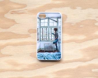 Bedroom Window - Painting Phone Case - iPhone 4/4S & 5/5S