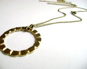 Urban trendy necklace Super long trendy necklace Boho style stacking necklace