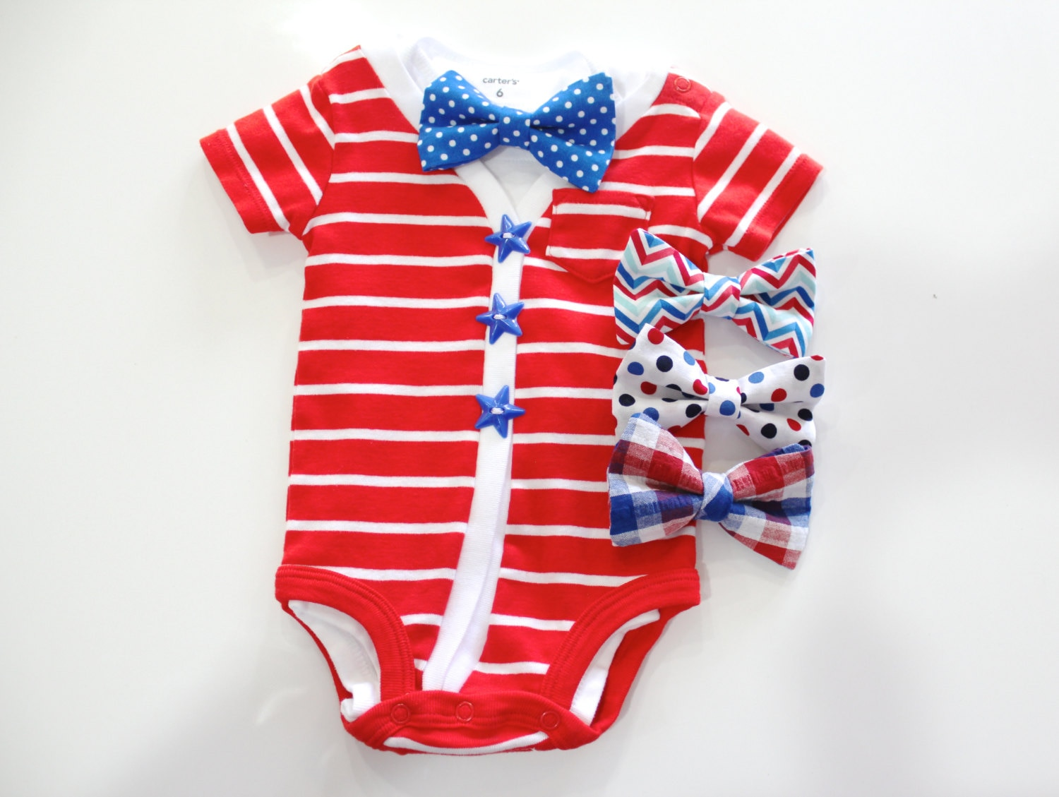 Sale Last One July Baby Boy Outfit Month