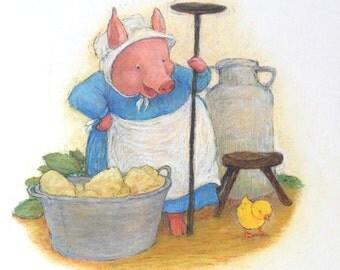 Spring Pig!