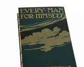 1908 EVERY MAN Antique Journal