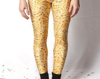 DISCOUNTED French Fry Leggings