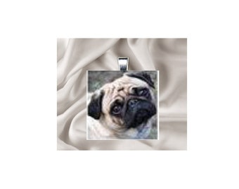 Pendant Necklace Animals, Dogs