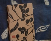 Olive Branch Journal with Screenprinted Cover