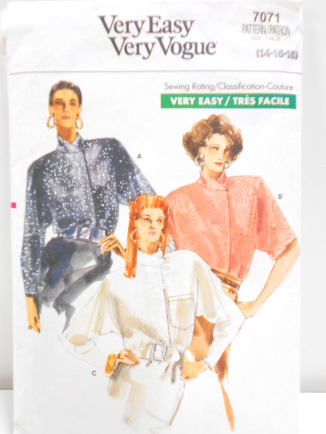 Very Easy Blouse Pattern 43