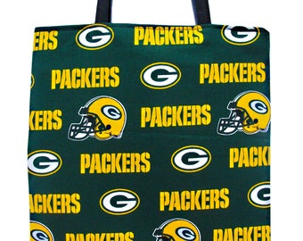 NFL Green Bay Packers Reversible Tote Bag