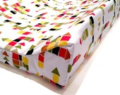 LEGO BLOCKS - changing pad cover - gender neutral nursery - baby changing slipcover- change pad cover- baby bedding