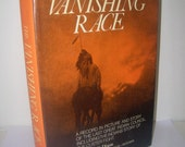 Rare Book, Old Book, Vintage Book, Vintage Items, Books and Zines, Classic Literature, American Literature -The Vanishing Race