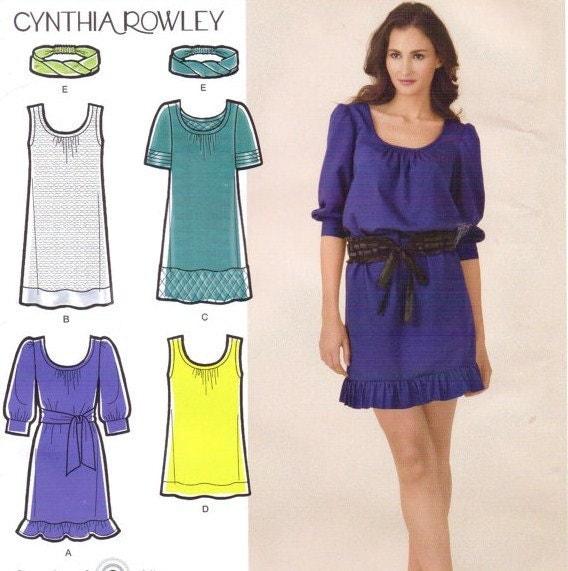 Cynthia Rowley Sewing Patterns