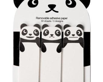 Panda Sticky Notes Memo Sticker