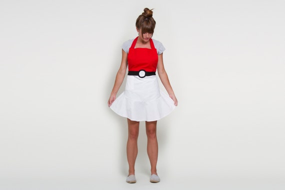 Pokéball - Women's Hostess Apron
