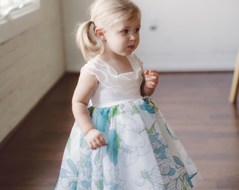 Eloise Flower Dress