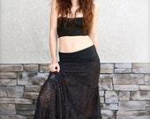 CLEARANCE - Alisha Lace Skirt - FINAL SALE