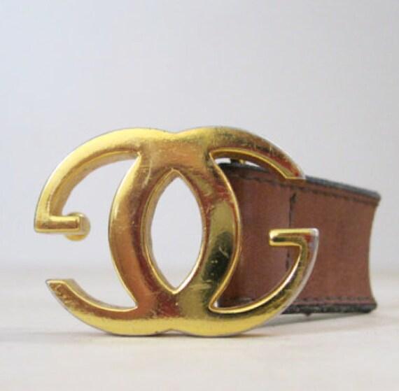 Belt Vintage Vintage Gucci Belt Buckle