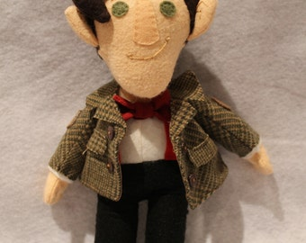 Doctor Who 11th Doctor Plush Toy