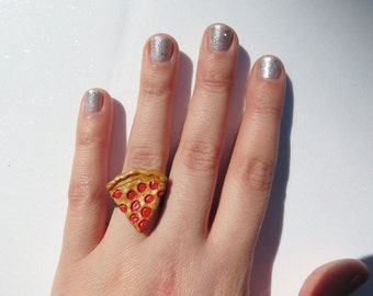 Pizza Party Ring