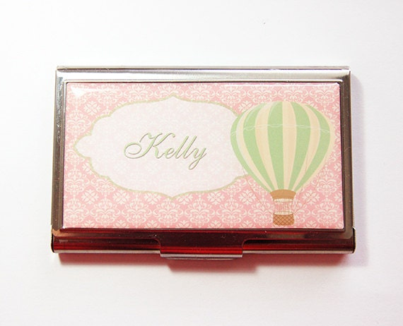 Personalized Business Card Case business card holder