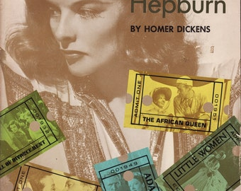 The Films of Katherine Hepburn - Homer Dickens