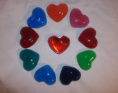 Super Sailor Scout Heart Brooch - Cosplay