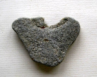 Natural Heart Stone Valentines Day Decor, Gift