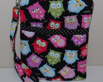 """Owls Tablet padded sleeve for 7"""" Ipad or android with free US shipping"""