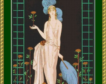 The Rosery Cross Stitch Pattern