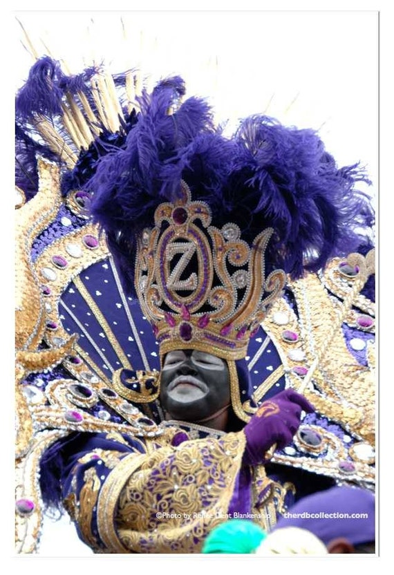 Zulu King Photo New Orleans Photography Zulu By