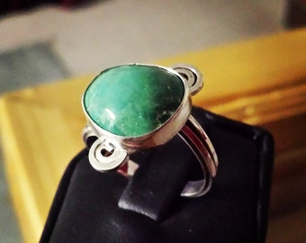 Navada Turquoise Sterling Silver Ring