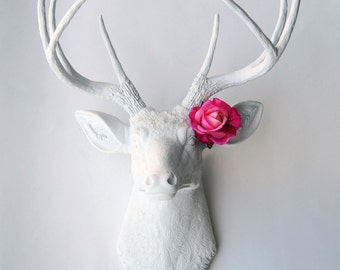 Flower Accessory - Actual Touch Red Rose