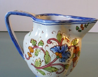 Vintage Santarelli Small Made in Italy Pitcher