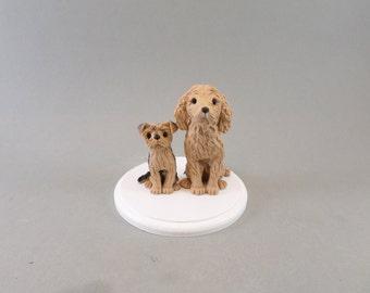 Custom Made Dog Cake Topper