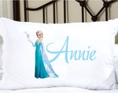 Personalized Pillowcases, Monogrammed Pillowcases