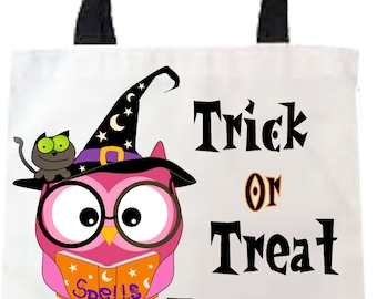 Trick or Treat Bags Kids Halloween Trick or Treat Bags