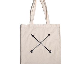 The CA organic cotton tote bag // PTRSdesign CO.
