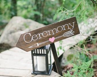 Rustic Wedding Sign, Wedding Sign, Wooden Wedding Signs, Rustic Wedding Signs, Wedding Decor by Sweet Carolina Collective WS-136